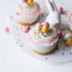 yumy easter cupcakes