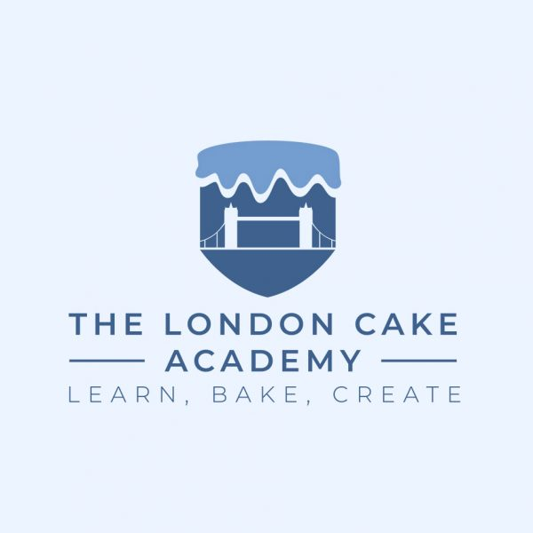 the london cake academy logo