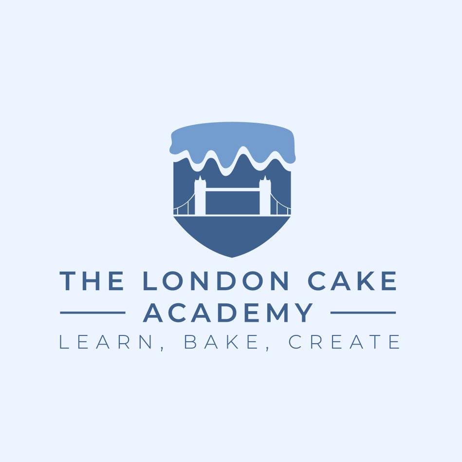 the london cake academy logo