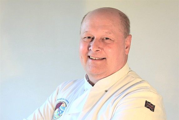 cake international judge Glen Beardsmore London Cake Academy profile image