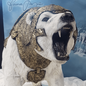 Polar bear from His dark materials