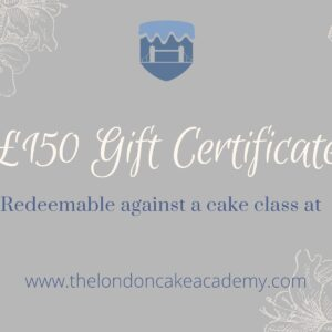 £150 Gift Certificate image